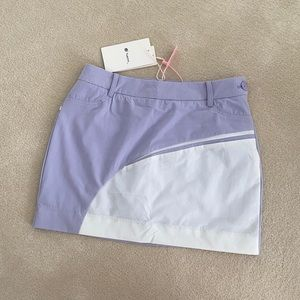 Brand new with tag golf skirt size M fits like S